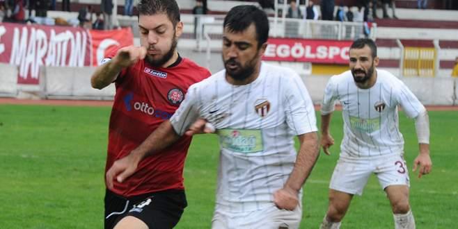 İnegölspor Karagümrük'e patladı: 3-0