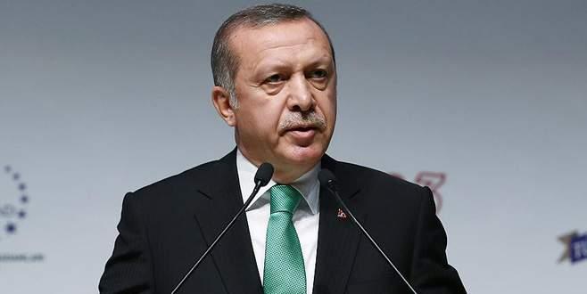 Erdoğan: 'Er veya geç hesap verecekler'