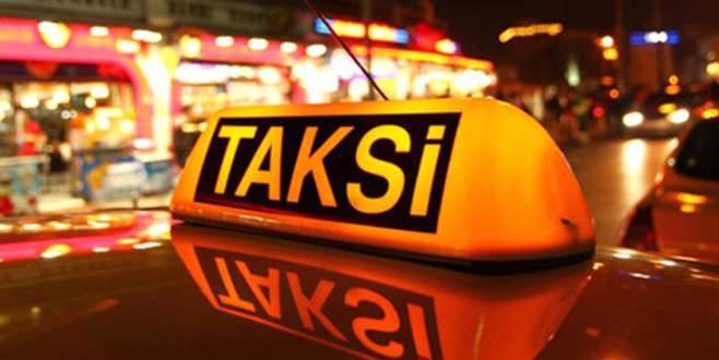 'Korsan taksicilik şekil değiştirdi'