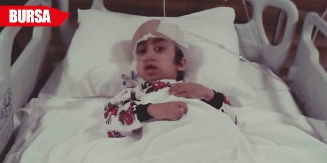 Minik Abdullah ameliyat oldu