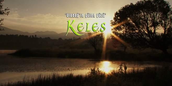 Büyükşehir'den Keles'e özel klip