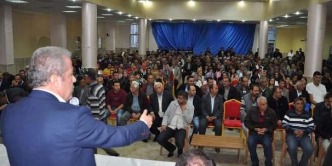 'Allah rızası için bizi CHP, MHP ve HDP'ye muhtaç etmeyin'