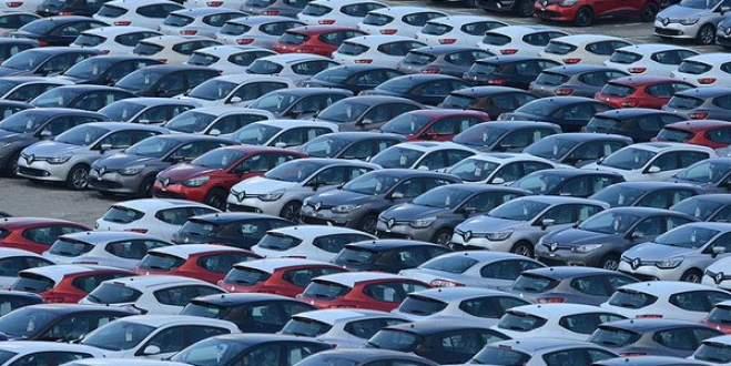 Dünya otomotiv üretimi yerinde saydı