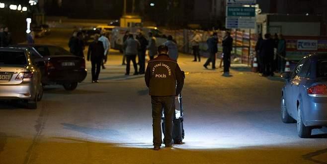 CHP Genel Merkezi yakınlarında silah sesleri