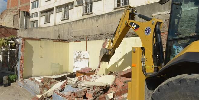 Ahmet Dural Kent Meydanı etap etap ortaya çıkıyor