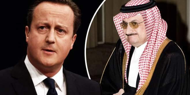 Suudi elçiden İngiltere'ye rest