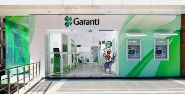 Garanti Bankası 2,7 milyar TL kâr açıkladı