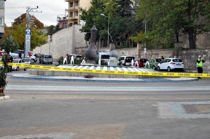 Nevşehir'de Şüpheli Çanta Polisi Alarma Geçirdi