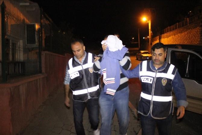 Suç Makinesi Hırsız Önce Kameraya, Sonra Polise Yakalandı