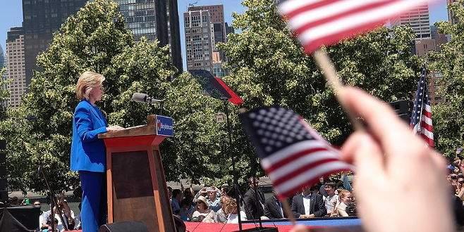 ABD'de başkan adayları avantaj peşinde!