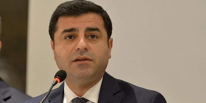 Demirtaş'tan PYD açıklaması