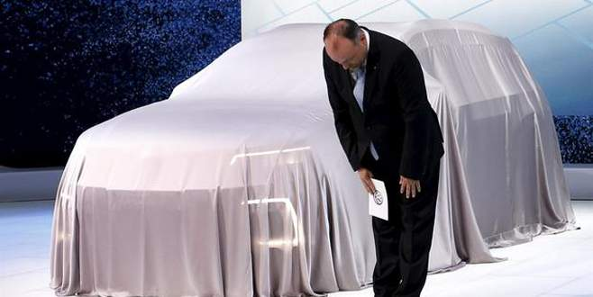 Volkswagen marka şefi özür diledi