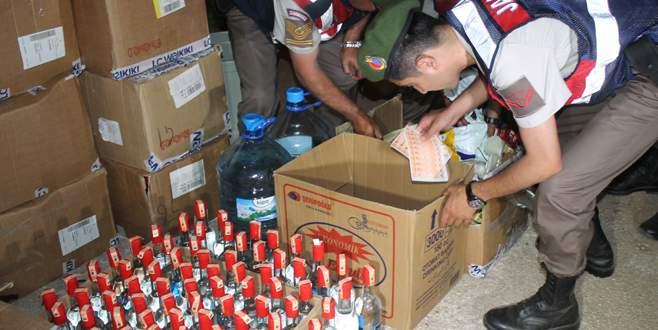 Sahte içkiden zehirlenen 9 kişi hayatını kaybetti
