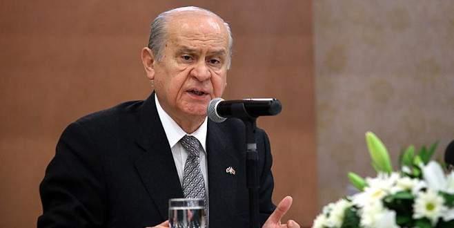 'Başbakanlığı Bahçeli'ye bırakacağız sözü çok yanlıştır'