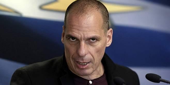 Varoufakis İtalya'yı karıştırdı