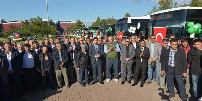 Halk otobüslerinde çevreci dönüşüm