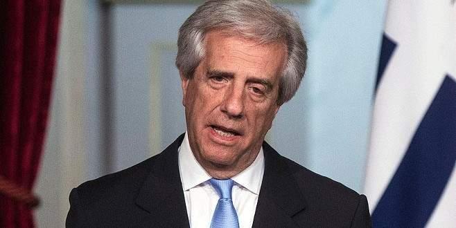 Uruguay Devlet Başkanı hayat kurtardı
