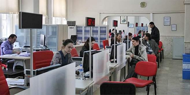 Bursa'da nüfus müdürlükleri hafta sonu açık olacak
