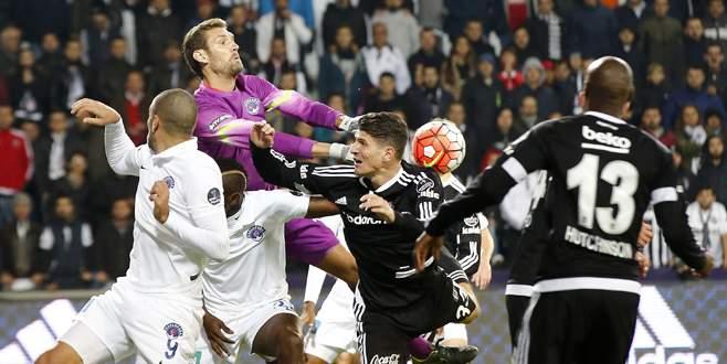 Beşiktaş 3-3 Kasımpaşa
