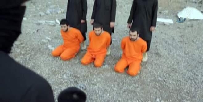 Bir infaz daha! Obama'ya gözdağı verdi!