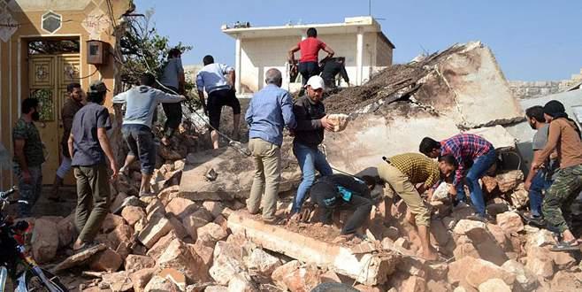 Rusya'nın Suriye'deki saldırılarında 254 sivil öldü