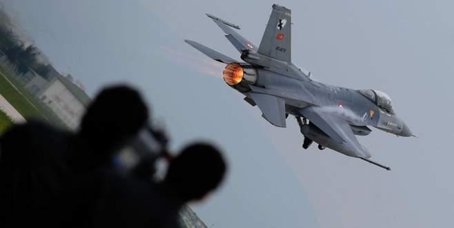 Türk savaş uçakları, IŞİD hedeflerini vurdu