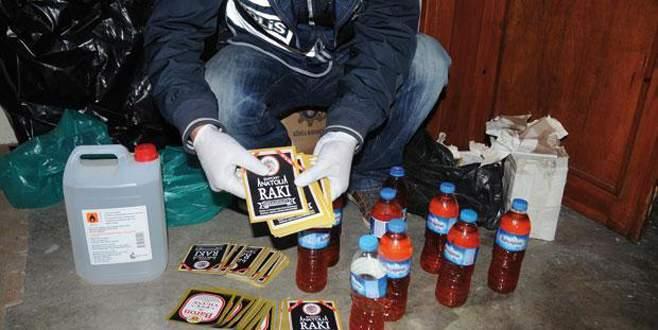 Sahte içki soruşturmasında 14 tutuklama kararı