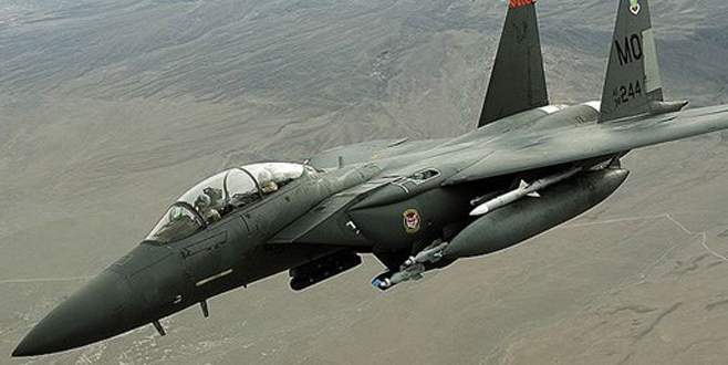 ABD İncirlik'e F-15 gönderiyor