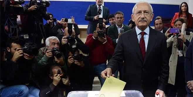 Kılıçdaroğlu: 'Hepimize hayırlı uğurlu olsun'
