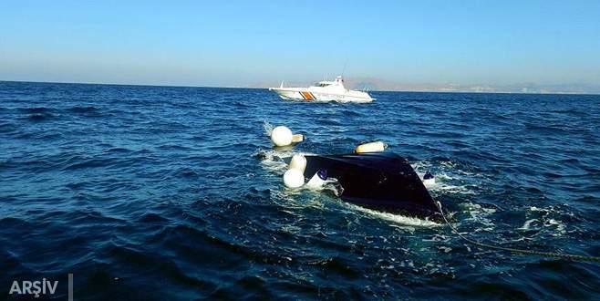 Ege'de tekne faciası: 11 ölü