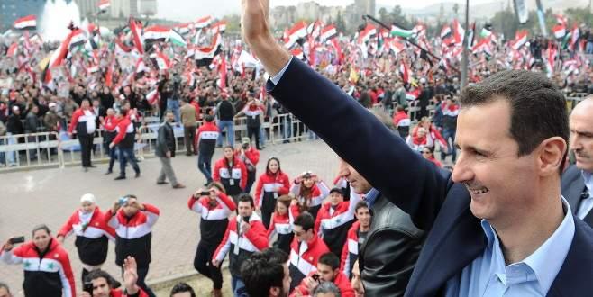 Fransızların Esad 'sevgisi'