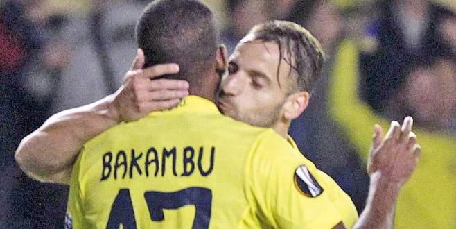 Cedric Bakambu boş durmuyor
