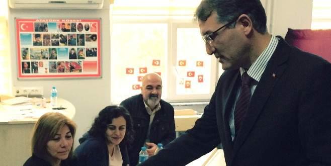 'Sandıktan huzurlu bir Türkiye çıksın'
