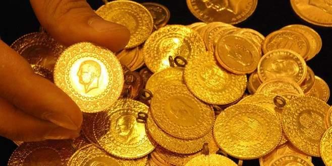 Altın 2,5 ayın en düşüğünde