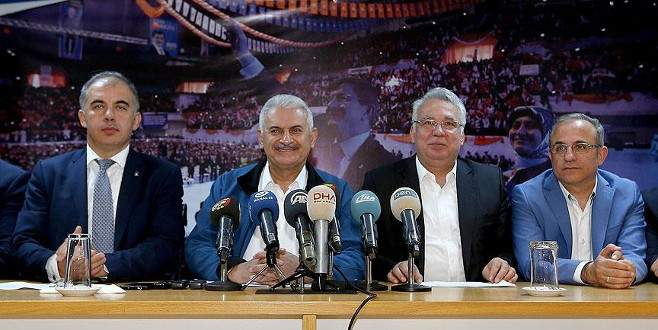 'Yüze vurur ifadesi AK Parti tek başına iktidar bir tanesi'