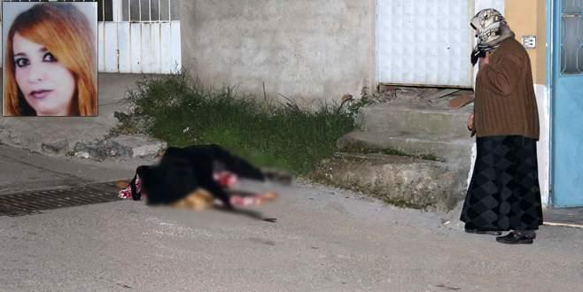 Sokak ortasında ölenin kızı olduğunu görünce şok oldu