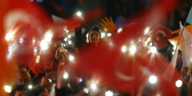 AK Parti 17 ilde adaylarının tamamını Meclis'e gönderdi