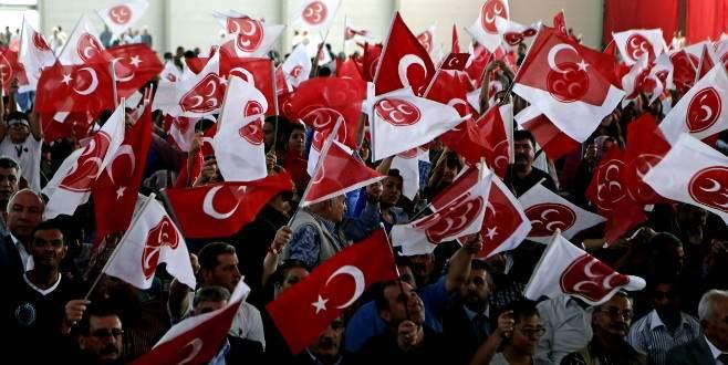 MHP, hiçbir ilde 'birinci parti' olamadı