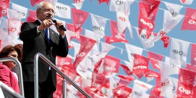CHP 35 ilde milletvekili çıkaramadı