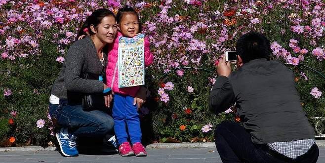 Çin'den vatandaşlarına 'tek çocuk' uyarısı