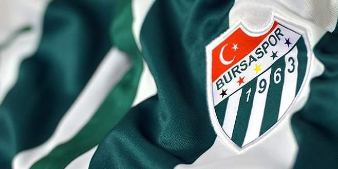 Bursaspor'dan transfer açıklaması: Bazı oyuncuları izliyoruz