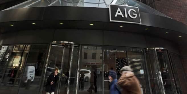 AIG, 231 milyon dolar zarar etti