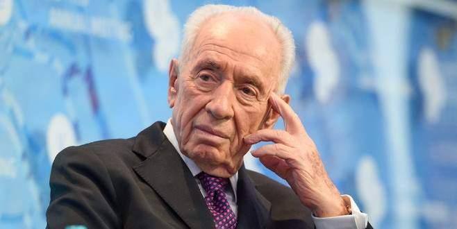 Peres'ten İsrailli liderlere 'azınlık' uyarısı
