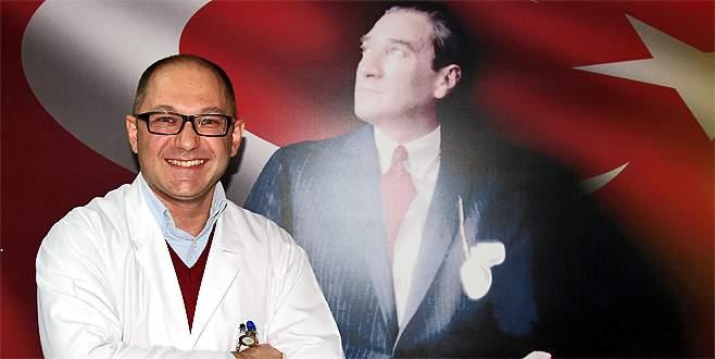 Bursalı doktorun başarısı, Amerikalıları şaşkına çevirdi