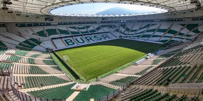 Büyükşehir stadyumu federasyonu bekliyor