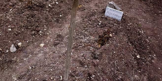 Ölen sığınmacılar için mezar kalmadı