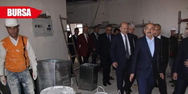 Müezzinoğlu: Türkiye müthiş bir mesafe kat etti