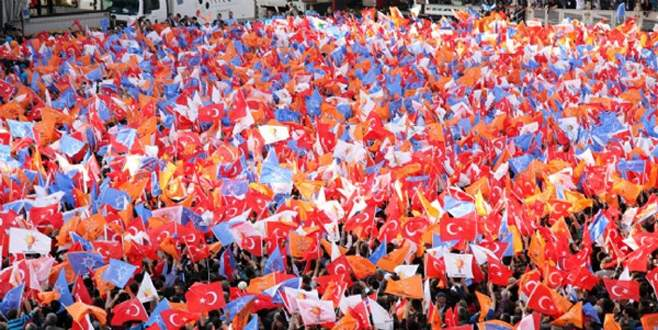 AK Parti'den Diyarbakır'daki seçim sonuçlarına itiraz!