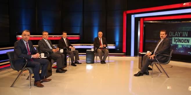 'Vatandaş 1 Kasım'da istikrara oy verdi'