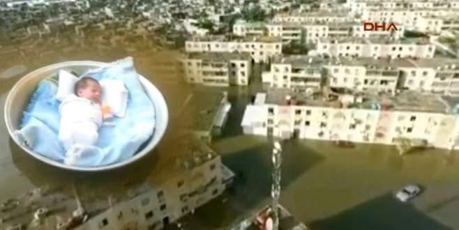 Irak'ta şiddetli yağmur 58 can aldı